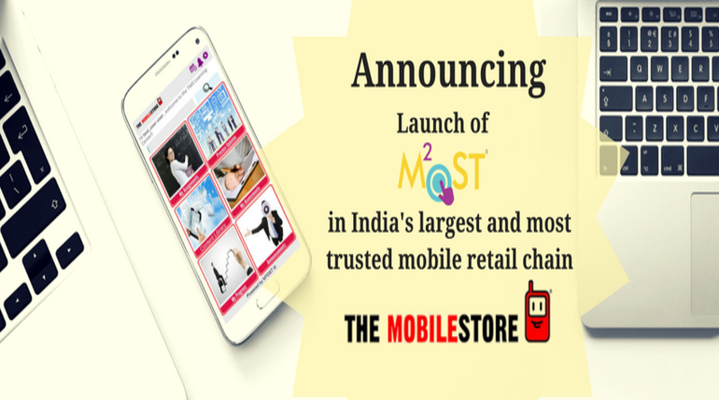 The Mobile Store Launch