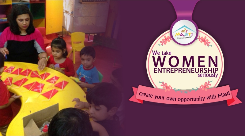Masti – A Women Entrepreneurship Program!