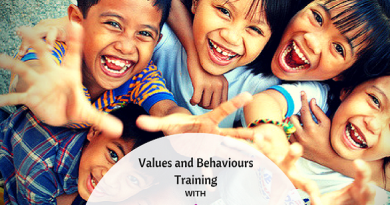 Values and behaviours training - 586x445