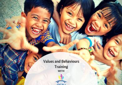 SeTU – Values & Behaviours Training for School Children!