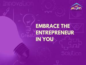 Masti women entrepreneur